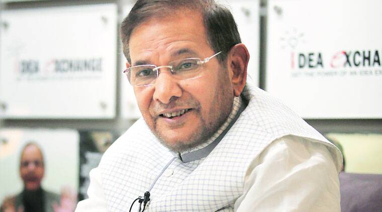 sharad yadav, janata party, janata party merger, bjp, bharatiya janata party, narendra modi, lalu prasad yadav, jitan ram manjhi, bihar elections, upcoming bihar elections, women security, women ceo, bjp policy, sharad yadav interview, sharad yadav idea exchange, idea exchange, india news, politics news