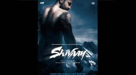 Ajay Devgan, Ajay Devgn, Ajay Devgn shivaay, shivaay, shivaay movie, shivaay release, shivaay cast, Ajay Devgn movies, Ajay Devgn upcoming movies, entertainment news