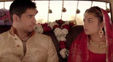 Meet the newlyweds: Rumoured lovers Alia Bhatt, Sidharth Malhotra appear together in a new ad