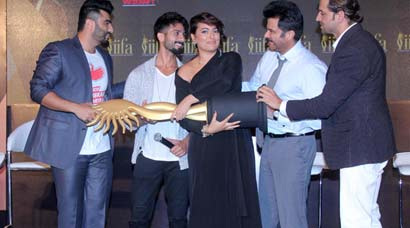 Shahid Kapoor, Sonakshi Sinha, Hrithik, Arjun gear up for IIFA 2015
