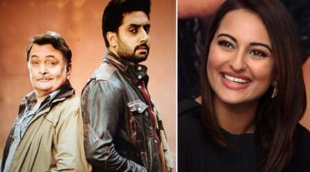 Sonakshi Sinha, Abhishek bachchan, Rishi Kapoor, Asin, All is Well, Sonakshi Sinha All is Well, Sonakshi Abhishek, Sonakshi Rishi Kapoor, Sonakshi Sinha Abhishek Bachchan, Sonakshi Sinha Rishi Kapoor, Sonakshi Sinha Movies, Bollywood News, Entertainment News