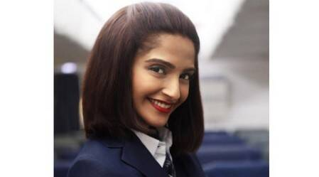 Revealed: Sonam Kapoor in uniform for 'Neerja' biopic