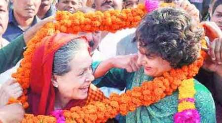 Sonia Gandhi, Rae Bareli, Conia Gandhi Centre, Priyanka Gandhi Vadra, CVMC, Sonia Gandhi Rae Bareli visit, Sonai Visits Rae Bareli, Priyanka Gandhi, Politics news, Lucknow news