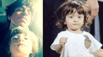 Shah Rukh Khan thanks fans on son AbRam's behalf for birthday wishes