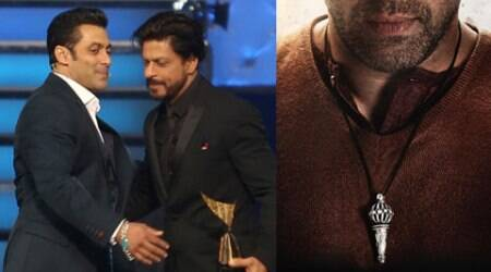 Salman Khan's 'Bajrangi Bhaijaan': 'Brother' Shah Rukh Khan tweets the first look