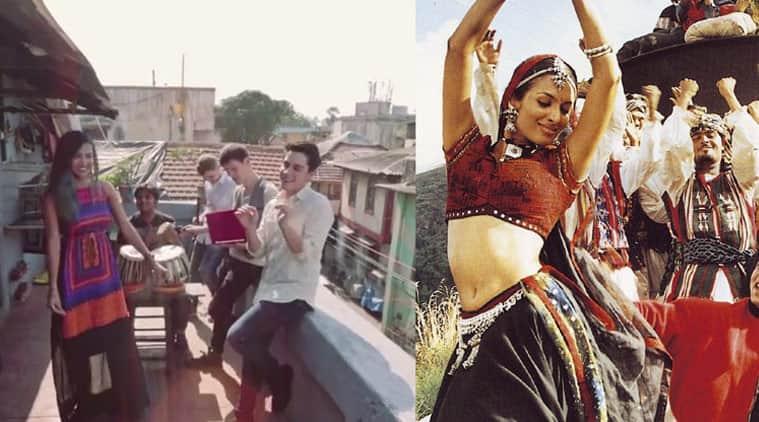 SRK Mash up, Chaiyya Chiyya mash up, Shah Rukh Khan mash up