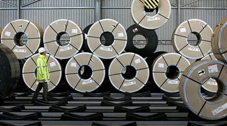 steel price, steel import price, MIP, Minimum Import Price, Anant Geete , business news, economy news