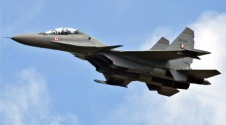 Sukhoi-30 jet crashes in Assam, pilots eject safely