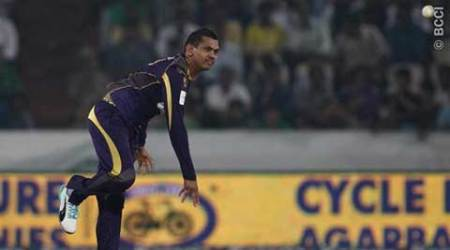 IPL 8: Sunil Narine may have erred under pressure, hints KKR coach
