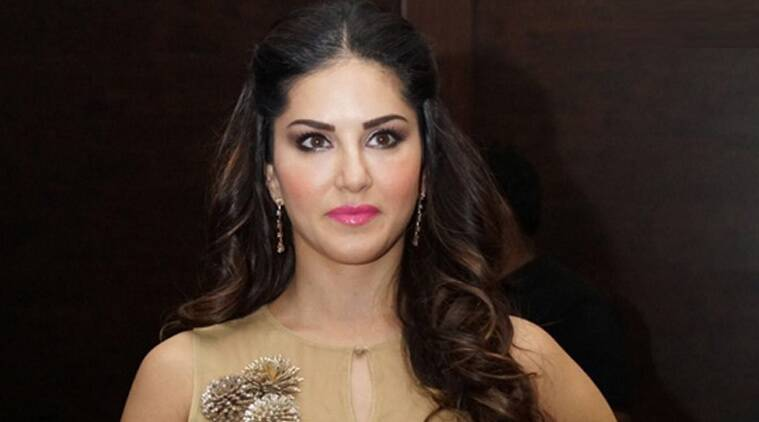 Sunny Leone Charged With Obscenity  Entertainment News, The Indian Express-1689