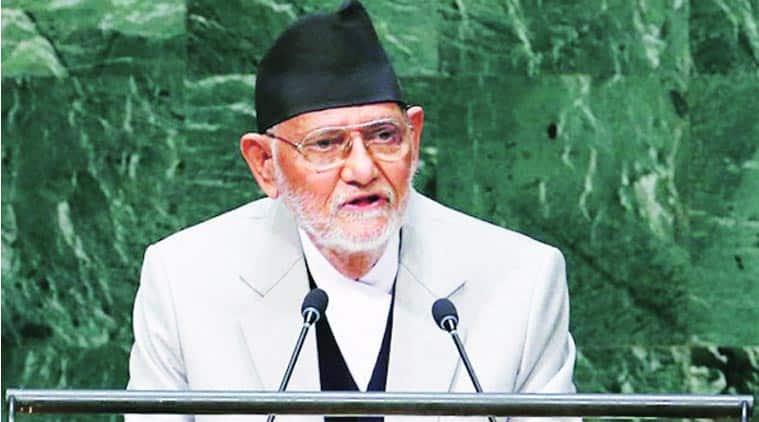 Nepal news, Nepal constitution, Nepal latest news, Nepal crisis, Sushil Koirala, Sushil Koirala constitution