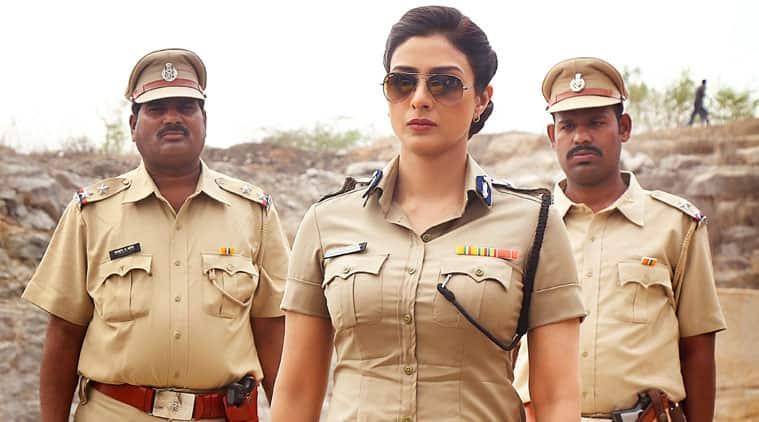 tabu, Drishyam tabu as a cop, tabu's look in Drishyam, Drishyam movie ...