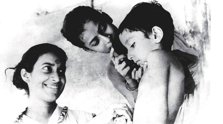 Stills from Pather Panchali