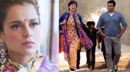 Tanu Weds Manu Returns is about the girls - Tanu and Datto - Manu is a passive hero