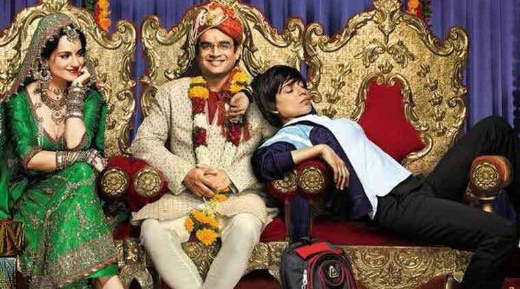 Tanu Weds Manu Returns movie review, Tanu Weds Manu returns review, Kangana Ranaut, Madhavan, Anand L Rai, Tanu Weds Manu review
