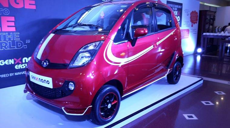 Tata Nano Genx Accessories Revealed The Indian Express