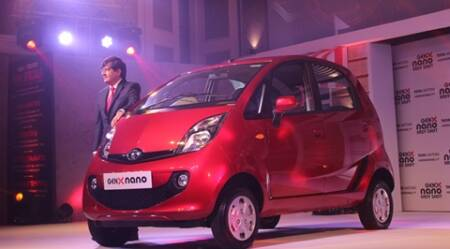 Tata Nano GenX launched at Rs 1.99 lakh