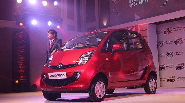 tata nano, tata nano genx,cheap car , cheap tata car, cheap automobile, new release nano,1 lakh car, tata nano genx xma, indian cars, latest automobile release. india news,