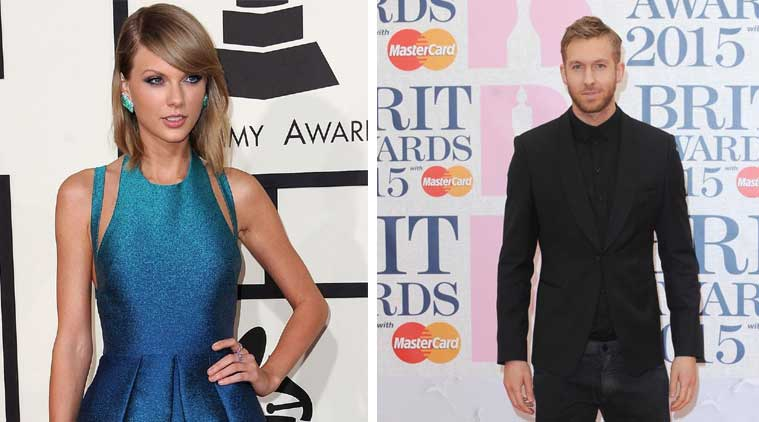 taylor swift, calvin harris