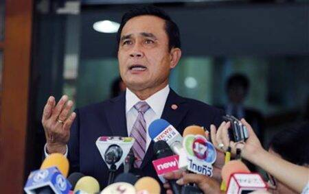 Gen. Prayuth Chan ocha , Thai coup, Thailand, international news, news, superficial calm, superficial calm