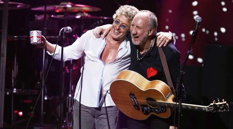 The Who have been confirmed as Glastonbury Festival's final headliner, closing the event on June 28, (Source: Reuters)