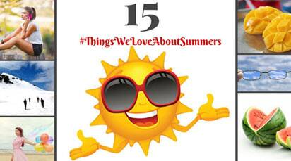 Beat the heat: 15 must-do things in Summers