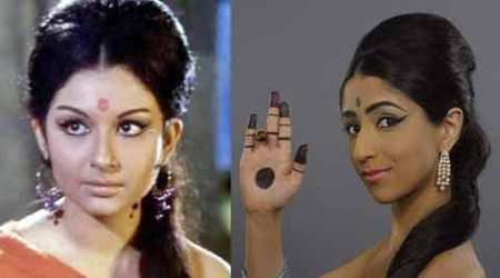 Watch video: 100 years of Indian beauty captured, à la Bollywood