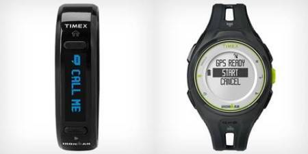 Timex goes smart with two smartbands, ties up with Amazon