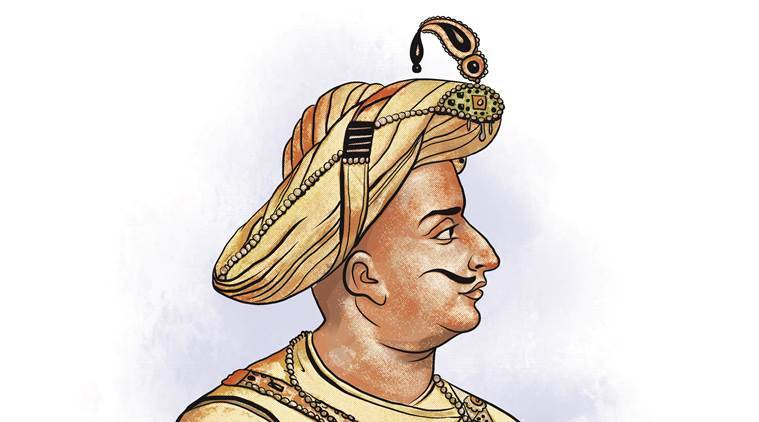 Tipu Sultan, Tipu Sultan Karnataka, Karnataka history textbooks Tipur Sultan, Tipu Jayanti Karnataka, indian express, on the loose leher kala, indian express