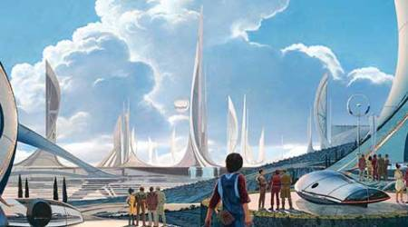 Movie review: 'Tomorrowland'