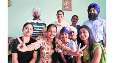 PSEB Class X Results: Transporter's daughter is district topper