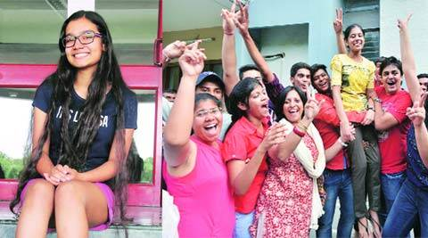 CBSE, CBSE XII, CBSE result, school students, pass percentage, topper girl, girl toppers, CBSE, delhi news, city news, local news, Indian Express