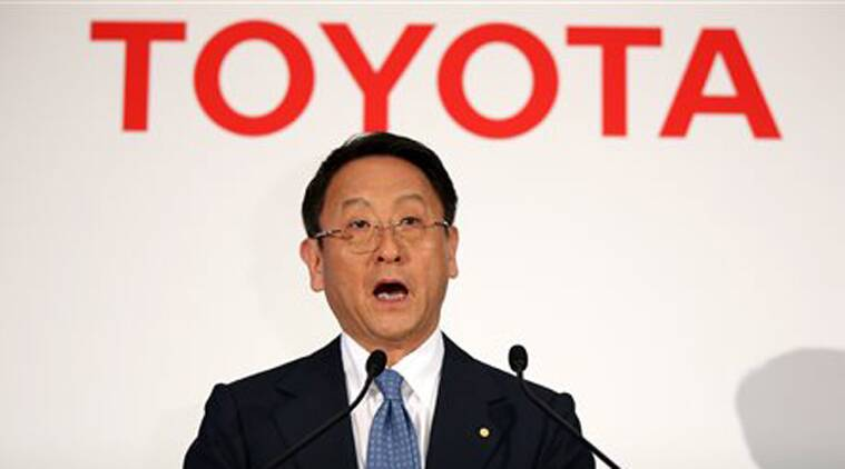 Toyota, Akio Toyoda, Takata, Takata airbags, Toyota help, Toyota helps takata, Takata Defects, defected airbags, airbag defect Takata, Toyota news, Takata news, Automobile news, car news, Japan news, world news