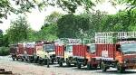 How plan to stop Delhi's guzzler trucks remains aplan