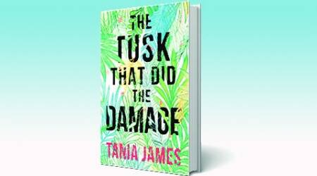 the tusk that did the damage, book review, the tusk that did the damage book review, indian express book review, book review indian express, tania james, tania james book review, indian express