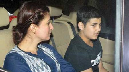 'Supermom' Twinkle Khanna is upset with son Aarav, really?