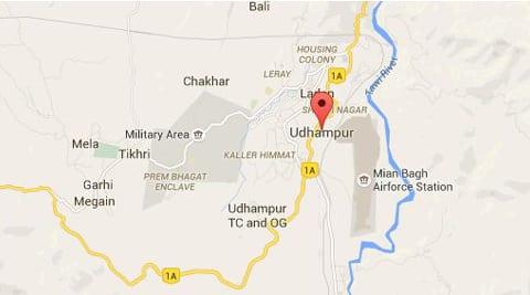 udhampur, udhampur blast, udhampur attack, kashmir blast, kashmir bomb, kashmir tnt, tnt, tnt dynamite, india news, kashmir news