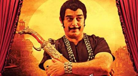 Uttama Villain, Kamal Haasan, Haasan Uttama Villain release, Utthama Villain release, uttama villain haasan release, Uttama Villain review, uttama villain tamil, uttama villain kannada, uttama villain kaml haasan, Ramesh Aravind, Nasser, cinema, Tamil cinema, Pooja Kumar, kannada, K Balachander, uttama villain hit silver screen, uttama villain releasin today, Uttam Villain show, bollywood news, entertainment news