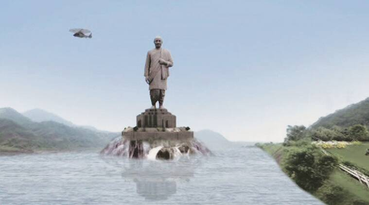 sardar vallabhbhai patel, sardar vallabhbhai patel anniversary, gujarat, statue of unity, statue of unity pm modi, modi statue of unity, rupani statue of unity, vijay rupani statue of unity, india news