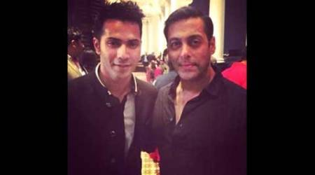Salman Khan suggested Varun Dhawan's name as his replacement in 'Shuddhi'?