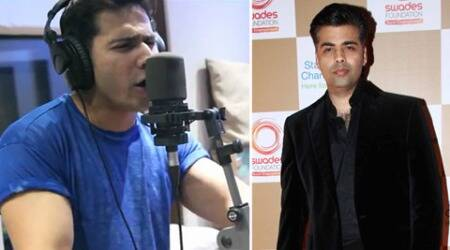 Karan Johar turns 43, Varun Dhawan dedicates 'Happy birthday' song