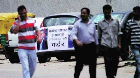 Manoj Vashisht 'encounter': Nine cops booked, kin say 'receivingthreats'