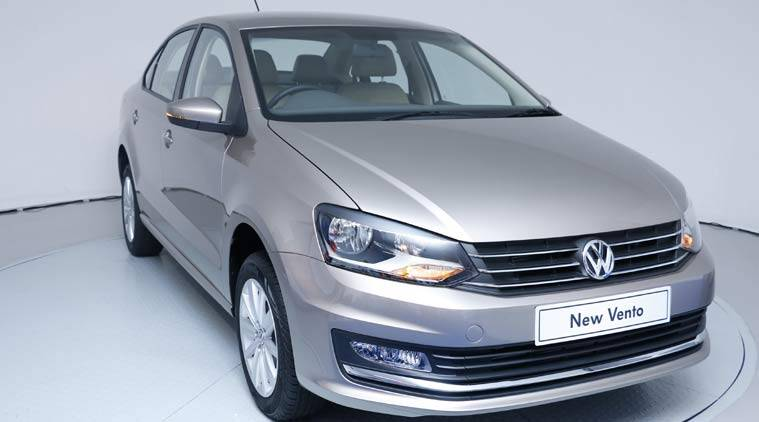 2015 Volkswagen Vento Facelift Unveiled Auto Travel News The