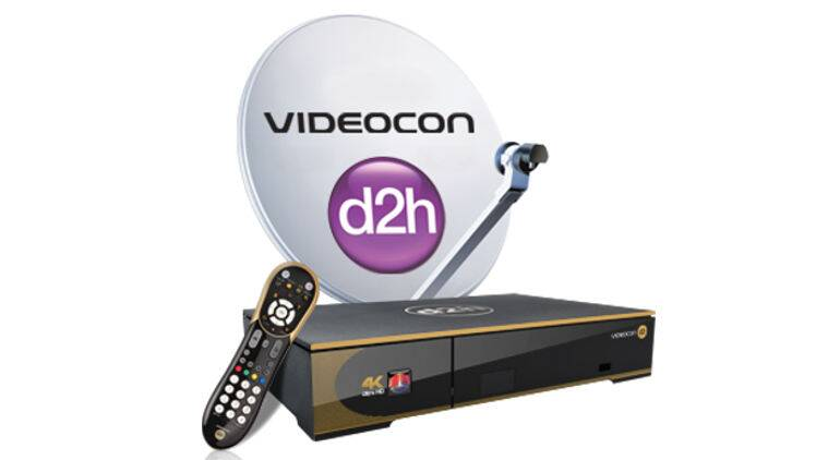 Videocon, Videocon 4K, Videocon d2h 4K set top box, videocon, 4K TV content, technology news