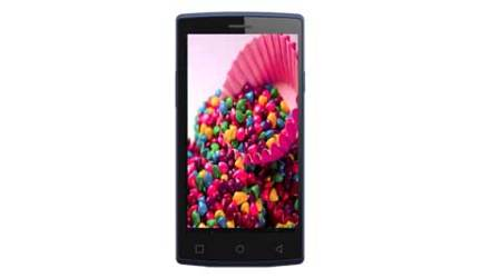Videocon Z45 Nova+ at Rs 4,900