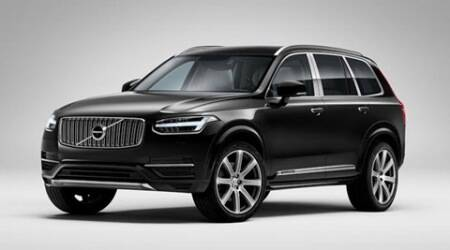 Volvo XC90 launched starting at Rs 64.90 lakh inIndia