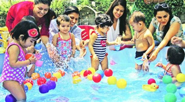 water holidays, summers