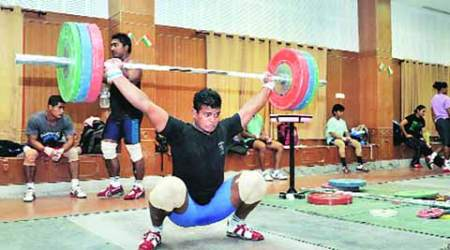 Eight weightlifting coaches face two-yearban