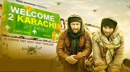 Welcome 2 Karachi review: Arshad, Jackky film is watchable