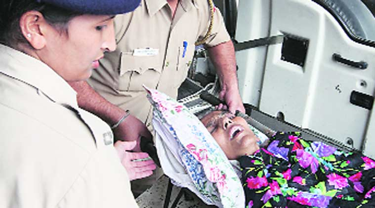 Chandigarh Police, Lonely woman rescued, old woman rescued, chandugarh news, punjab news